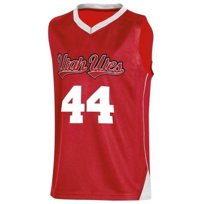 NCAA Utah Utes Boys' Basketball Jersey