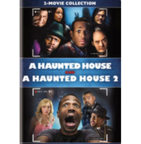 Haunted house/Haunted house 2 (DVD) - image 1 of 1