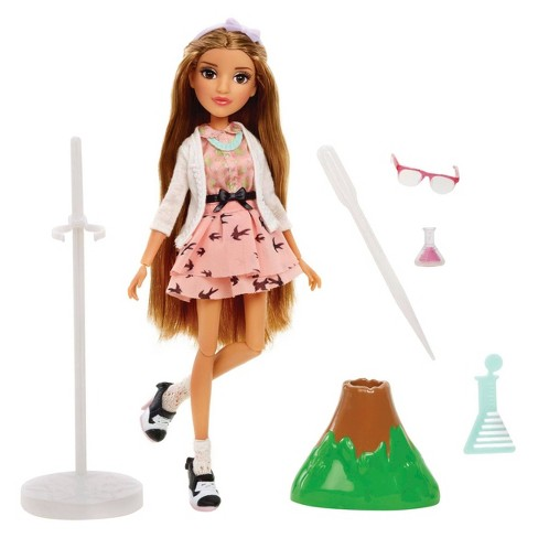Project Mc2 Experiment with Doll - Adrienne's Volcano - image 1 of 1