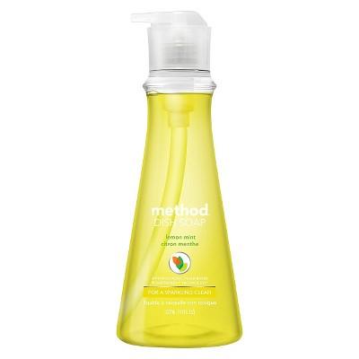 Method Lemon Mint Dish Soap 18 oz