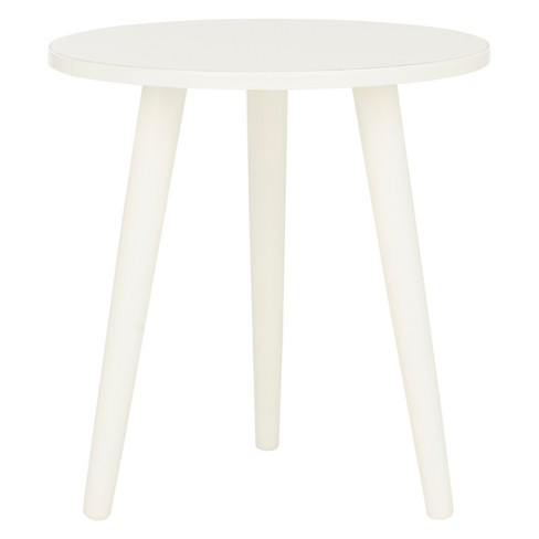 Accent Table White - Safavieh - image 1 of 5