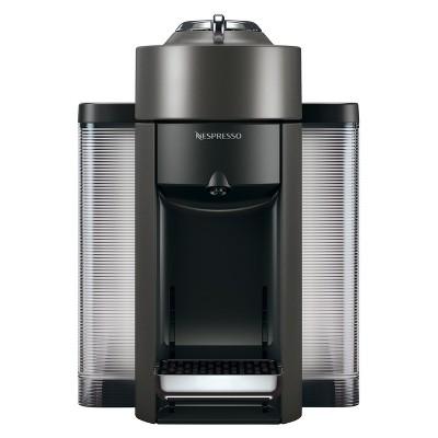 Nespresso Vertuo Coffee and Espresso Machine Graphite Metal by De'Longhi