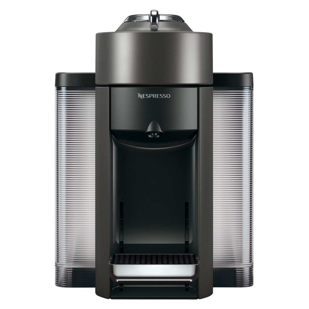 Nespresso Vertuo Coffee and Espresso Machine Graphite (Grey) Metal by De'Longhi 52208795