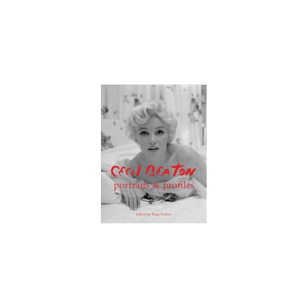 Cecil Beaton : Portraits & Profiles (Reprint) (Paperback)