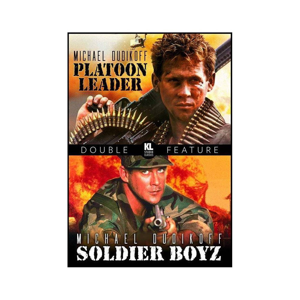 Platoon Leader Soldier Boyz Dvd