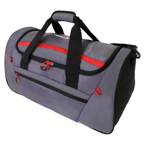 Swissgear 24 Soft Duffel Bag Grey