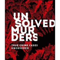 Unsolved Murders - by  Emily G Thompson (Hardcover)