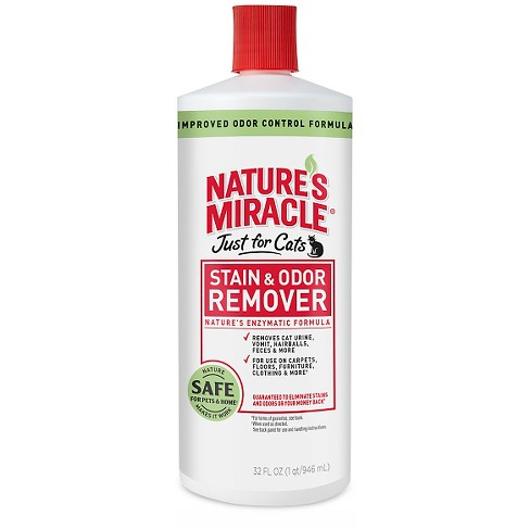 Nature's Miracle Pour JFC Pet Stain Remover - 32 Oz - image 1 of 2