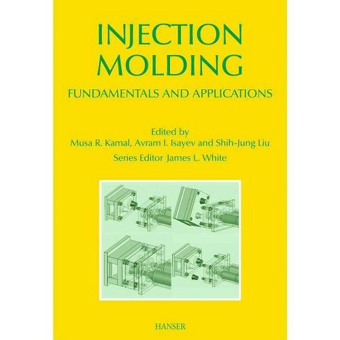 Injection Molding - (Hardcover) - image 1 of 1