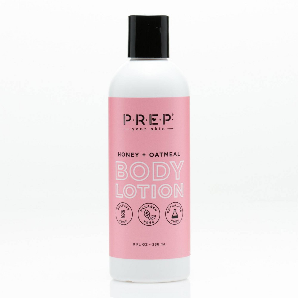 Image of PREP Your Skin Honey and Oatmeal Body Lotion - 8 fl oz
