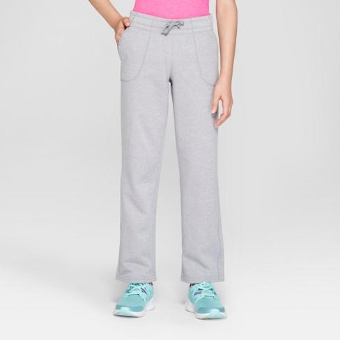 Girls' Tech Fleece Pants - C9 Champion® - image 1 of 3