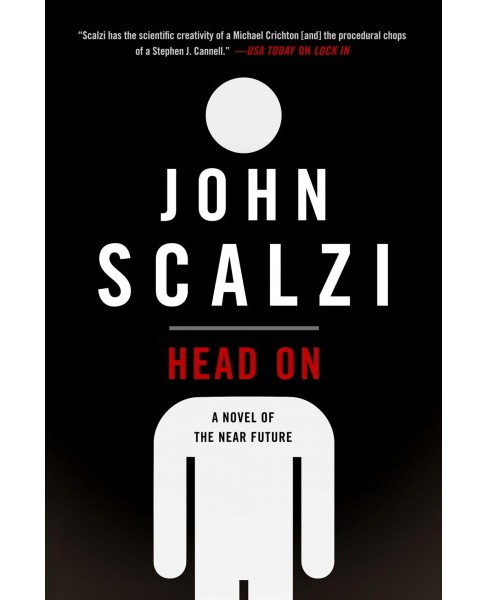 Head On -  by John Scalzi (Hardcover) - image 1 of 1