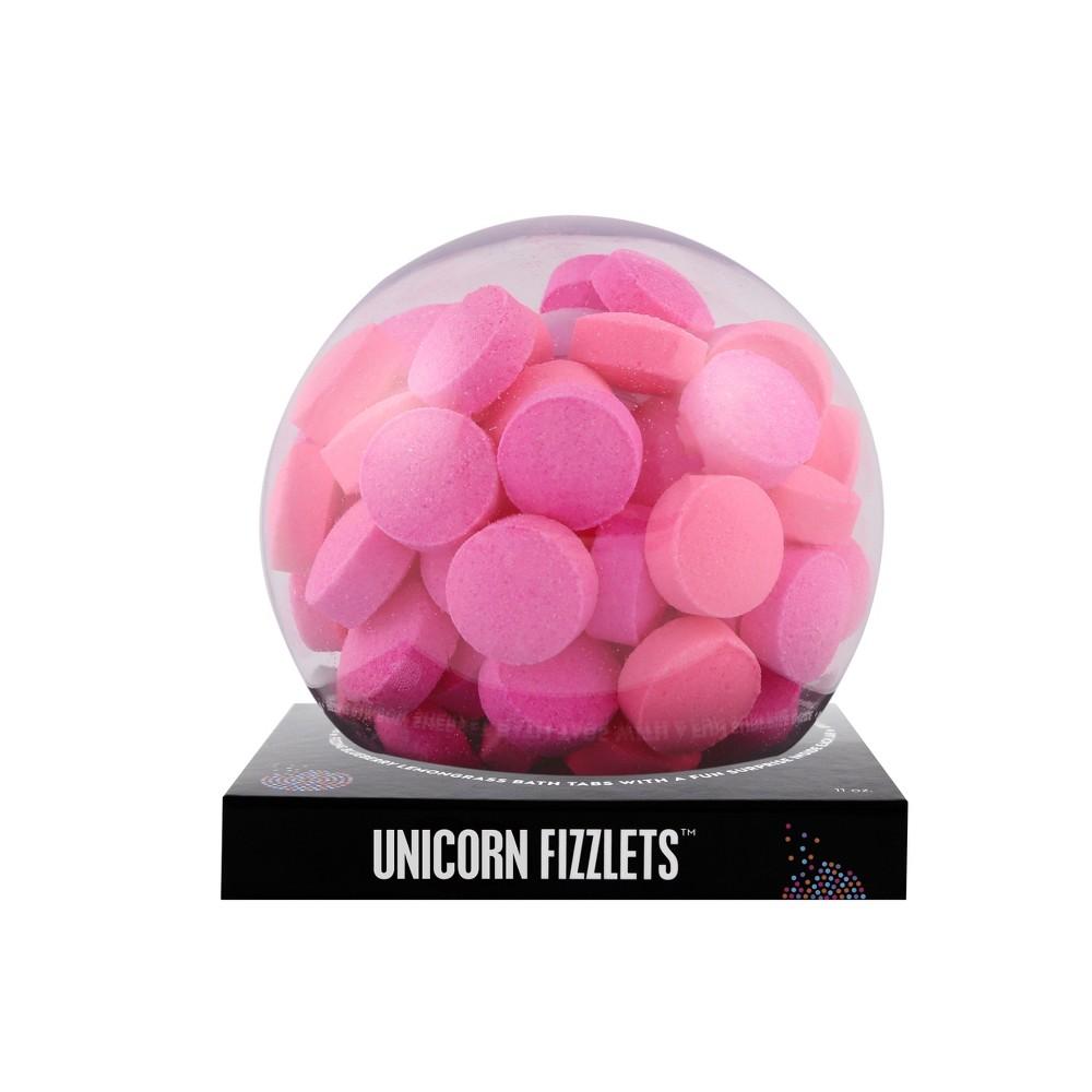 Image of Da Bomb Bath Fizzers Unicorn Fizzlets Sphere - 11oz