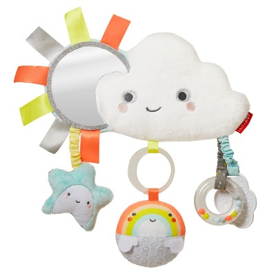 Skip Hop Silver Lining Stroller Bar Toy - Cloud