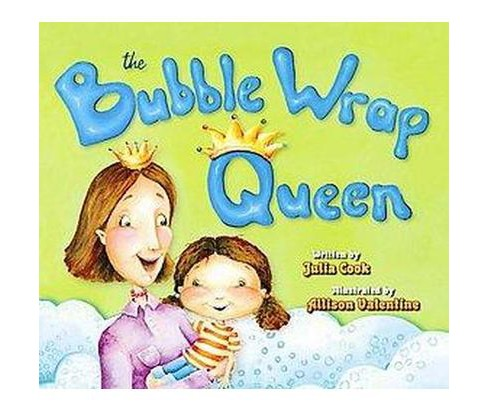 The Bubble Wrap Queen (Paperback) - image 1 of 1