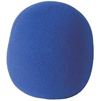 On-Stage Gear Foam Windscreen for Handheld Microphones - Blue