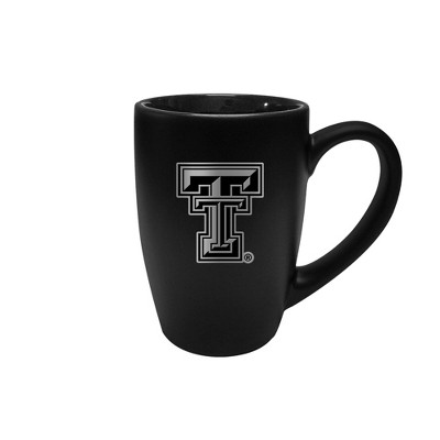 NCAA Texas Tech Red Raiders 15oz Stealth Bistro Mug