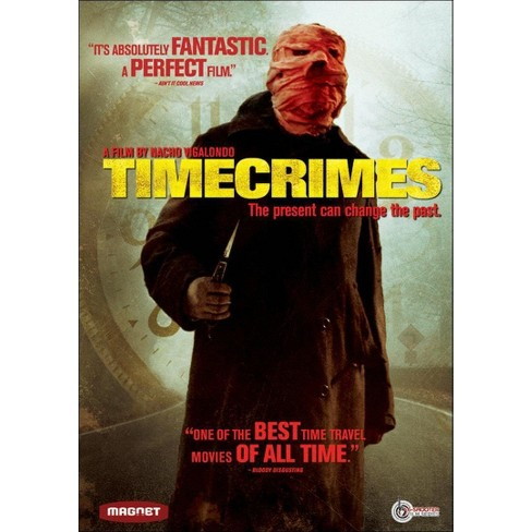 Timecrimes (6-Shooter Film Series) (dvd_video) - image 1 of 1