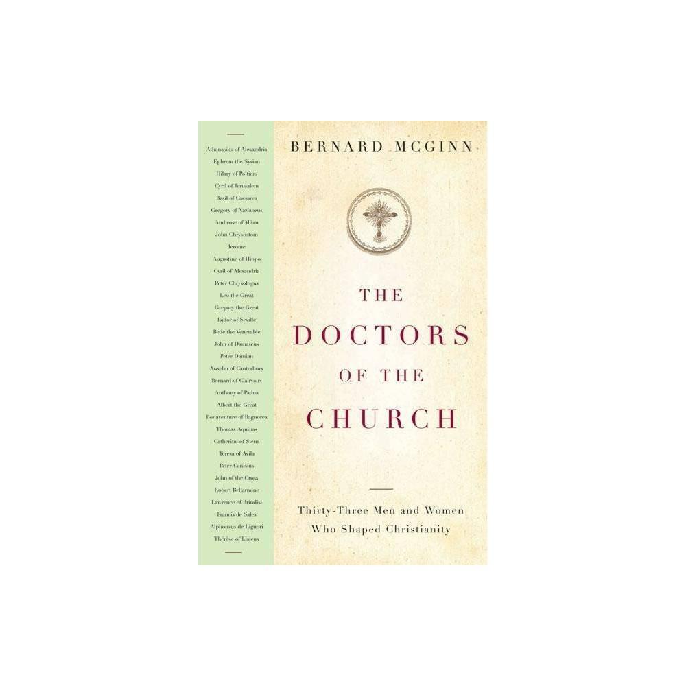 The Doctors Of The Church Herder Herder Books By Bernard Mcginn Paperback