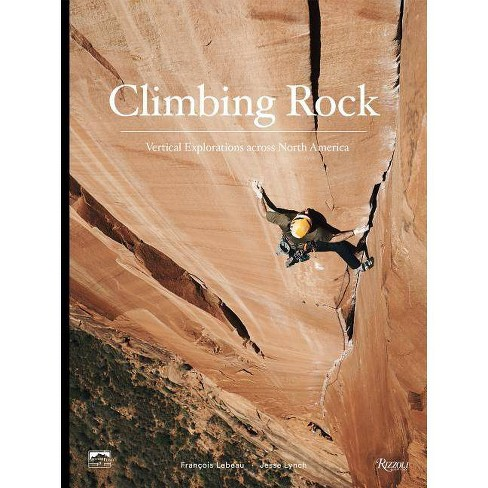 Climbing Rock - by  Jesse Lynch (Hardcover) - image 1 of 1