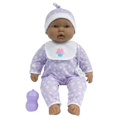 "JC Toys Lots to Cuddle Babies 20"" Soft Body Hispanic Baby Doll - image 1 of 1"
