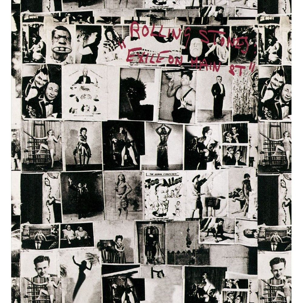 The Rolling Stones - Exile on Main St. (Vinyl)