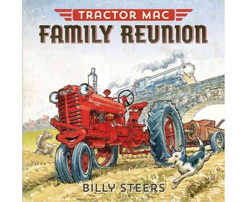 Tractor Mac Family Reunion (Reissue) (School And Library) (Billy Steers) - image 1 of 1