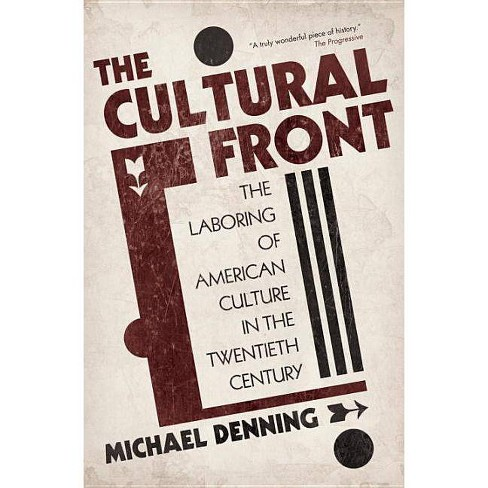 The Cultural Front - by  Michael Denning (Paperback) - image 1 of 1