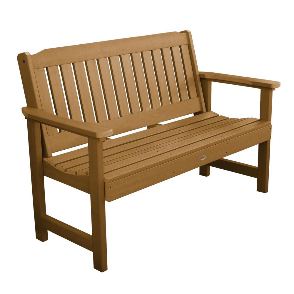 Lehigh Garden Bench 5ft Toffee - Highwood