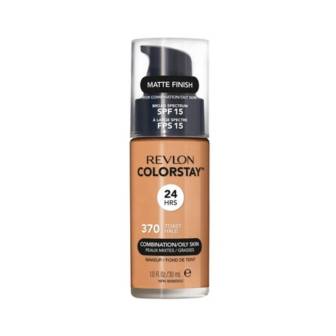 Revlon ColorStay Makeup For Combination/Oily Skin with SPF 15 370 Toast - image 1 of 4