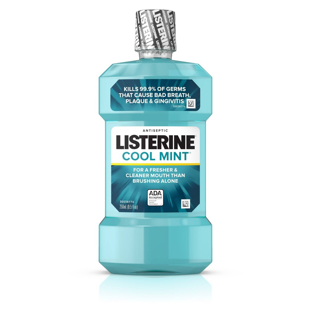 Image of Listerine Cool Mint Mouth Wash - 250ml