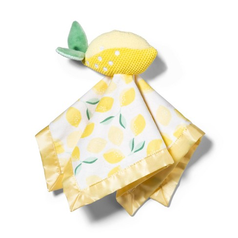Small Security Blanket Lemons - Cloud Island™ Yellow - image 1 of 1