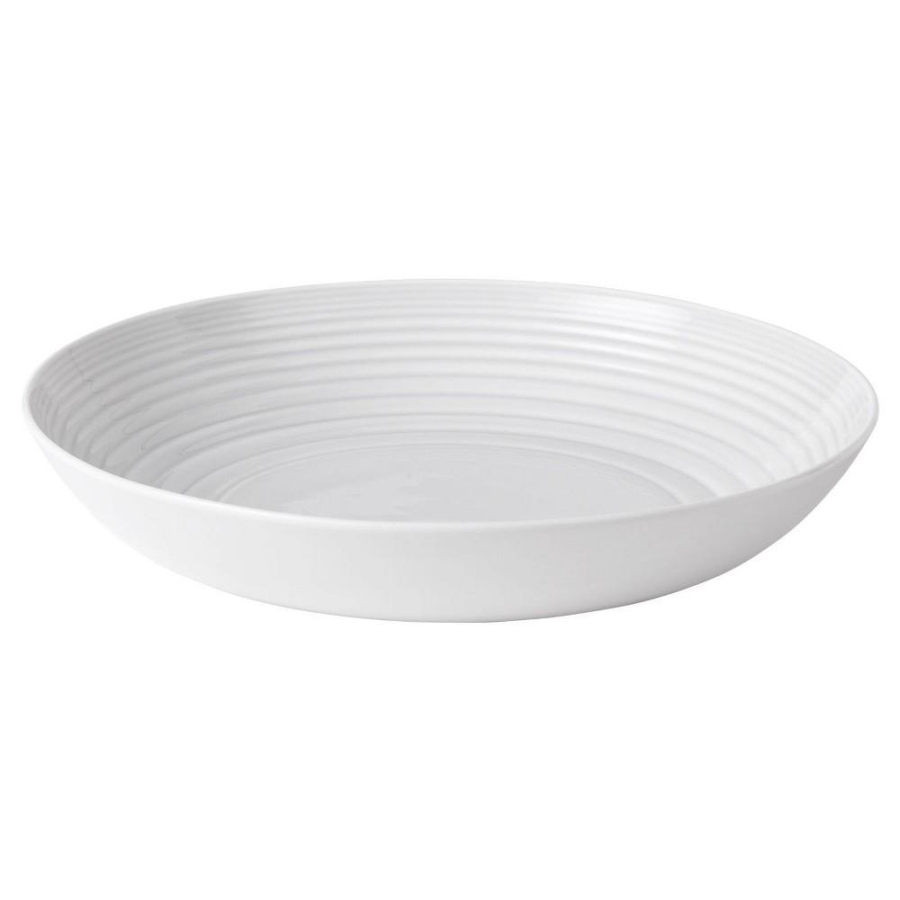 Image of Gordon Ramsay by Royal Doulton Maze White 32oz Serving Bowl