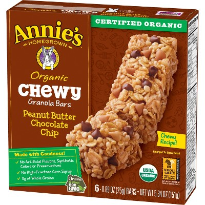 Annie's Chewy Granola Bars