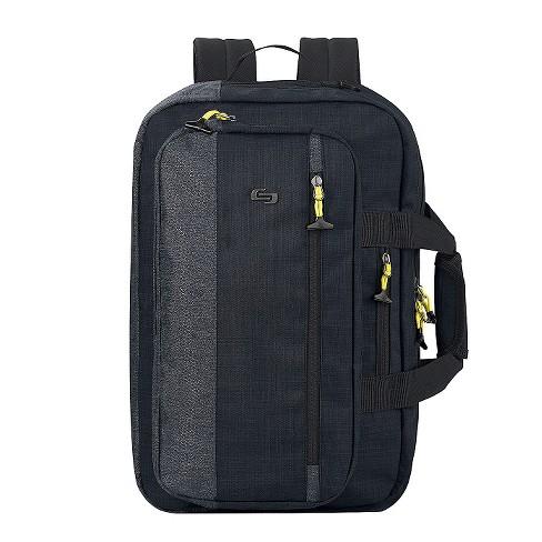 Solo Velocity Hybrid Backpack - Black - image 1 of 6