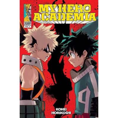 My Hero Academia, Vol. 2 - by Kohei Horikoshi (Paperback)