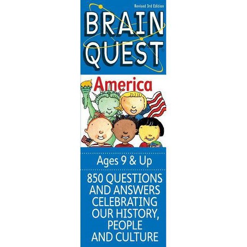 Brain Quest America by Lynn St. Clair Strong - image 1 of 1
