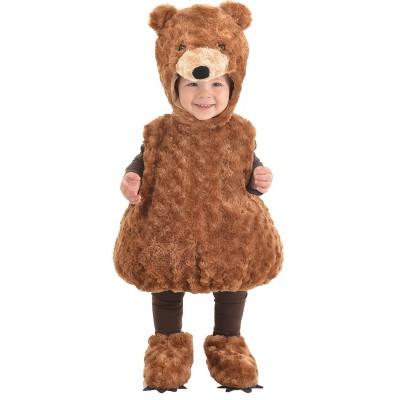 Toddler Teddy Bear Halloween Costume 18-24M