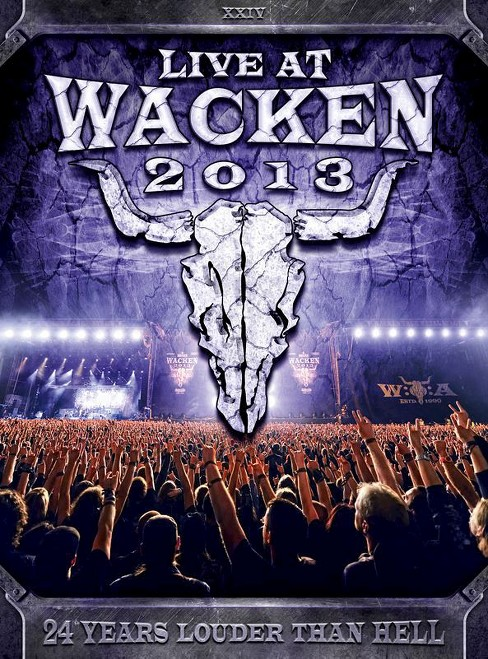 Live at wacken 2013 (DVD) - image 1 of 1