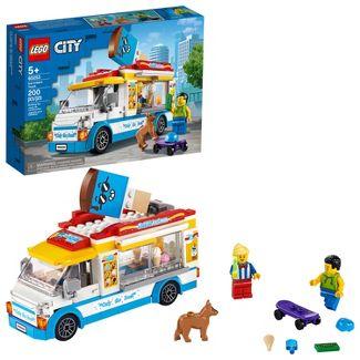LEGO City Ice-Cream Truck Cool Building Set 60253