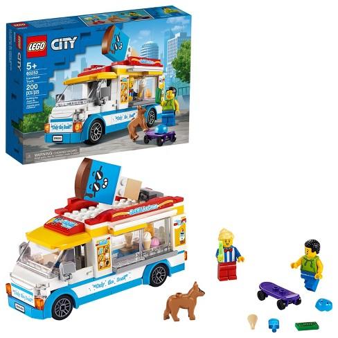 LEGO City Ice-Cream Truck Cool Building Set 60253 - image 1 of 4