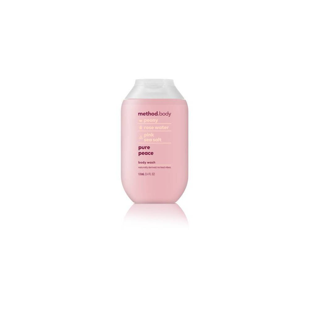Image of Method Mini Experiential Body Wash Pure Peace - 3.4 fl oz