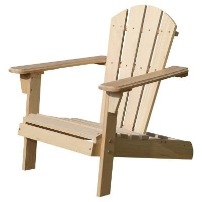 Kids Adirondack Chair Kit - Turtleplay