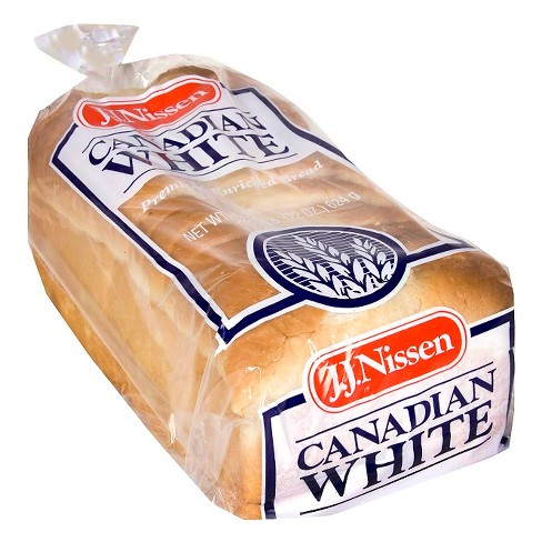 Nissen Canadian White Bread -22 oz - image 1 of 1