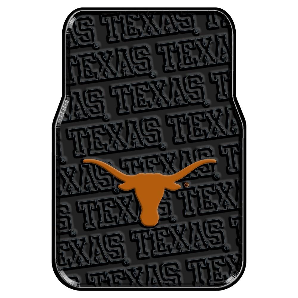 NCAATexas Longhorns Automotive Floor Mat, Texas Longhorns