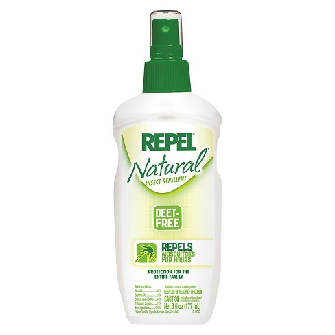 6-Oz. Repel Natural Insect Repellent Spray - image 1 of 1