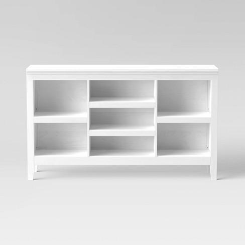 "32"" Carson Horizontal Bookcase with Adjustable Shelves - Threshold™ - image 1 of 4"