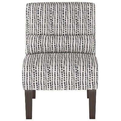 Burke Slipper Chair Indigo - Threshold™