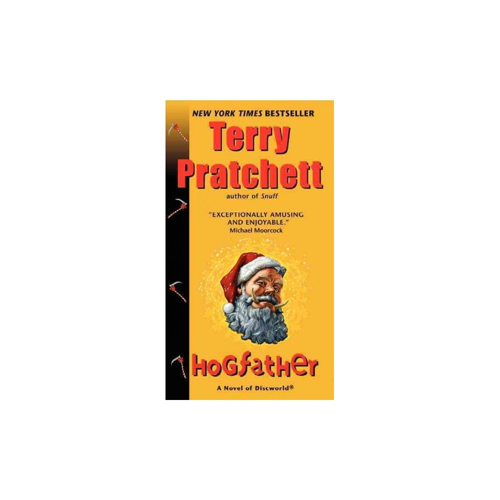 Hogfather ( Discworld) (Reissue) (Paperback)