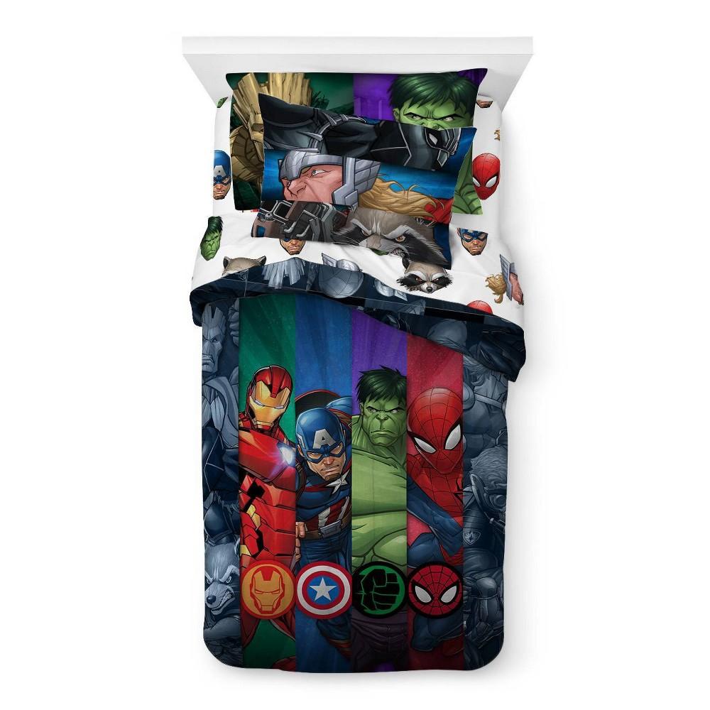 Full Avengers Movers Comforter